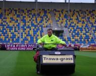 Obsługa boisk Euro 2012, Gdynia