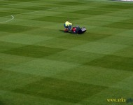 Pielęgnacja murawy Euro 2012, Gdynia